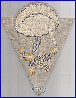 Rare REAL WW 2 US Army 515th Airborne Infantry Regiment Wool Patch Inv# H641