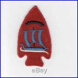Rare Theater Made US Army 474th Infantry Regiment / 74th RCT Patch Inv# G039