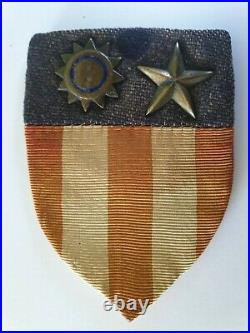 Rare Theatre Made Wwii Us Army Merrills Marauders And Cbi Patch Named To Veteran