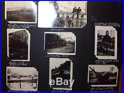 Rare Wwii Us Army In Japan During General Tojo Capture Photos Flag Patches Book