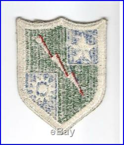 Rare with copies of origin WW 2 US Army Merrill's Marauders Patch Inv# F977