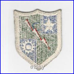 Rare with copies of origin WW 2 US Army Merrill's Marauders Patch Inv# H721