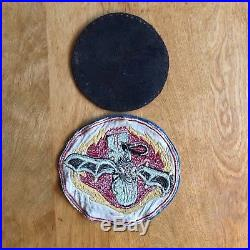 US Army Air Forces Squadron Patches 499th Bomb Group and Unidentified