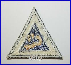 US Army Mission to Iran Iranian Mission Post WW2 Japanese made patch