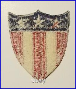US Army Rare Physical Training Unit Post WW2 Japanese made patch