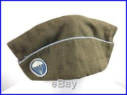 US Army WW2 11TH AIRBORNE Jacket Pants Hat Uniform Patches Coat USA History