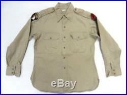 US Military 40S Army Airborne Patch Vintage WW2 WWII original item