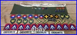 US Military Army Uniform Patches Ranks Insignia, Vintage Military DUI, WWII