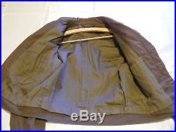 Uniform JACKE field jacket US Army ww2 M 44 Mod. 1944 patch USA ww2 WK 38R