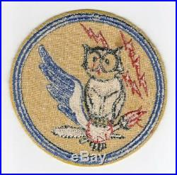 Very Rare 5 WW 2 US Army Air Force 999th WASP Training Base Patch Inv# K522