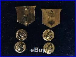 Vintage RARE WW2 US Army Counterintelligence Corps Sphinx Lot Of 2 Amazing Find