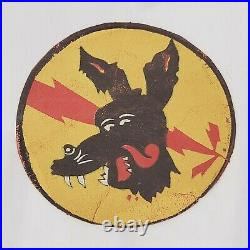 Vtg WW2 US Army 364th Bomber Squadron Air Force Patch fo Bomber Fighter Jacket