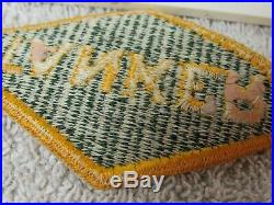 Vtg. WWII/KW US Army Armor Tanker Diamond FE SSI Patch