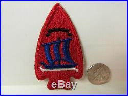 Vtg. WWII US Army 474th Infantry Regiment / 1st SSF Devil's Brigade Patch