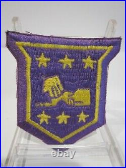 Vtg World War II Era Us Army Military Intelligence Services Patch Occupied Japan