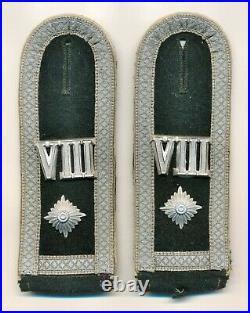 WW2 German Heer jacket shoulder board strap infantry NCO soldier uniform us Army
