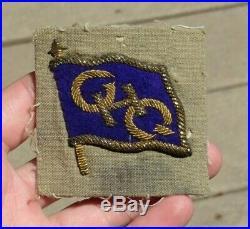 WW2 Occupation GHQ Original US Army General Headquarters Pacific Bullion