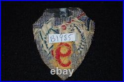 WW2 US 9th Army Air Force SSI Shoulder Patch Theater Made England Good Original