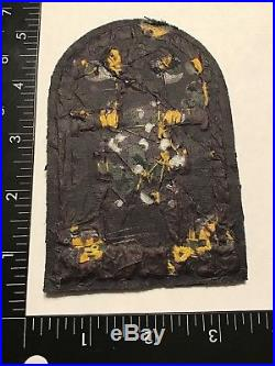 WW2 US Army 509th Parachute Infantry Regiment GERONIMO Patch PIR Theater A/B