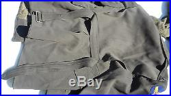 WW2 US Army Air Corp Doctor Tunic with Felt Air Corp Patche 37th Division