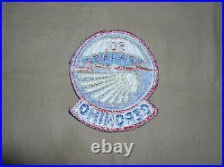 WW2 US Army Airborne 501st Parachute Infantry Regiment (101st AB Div)