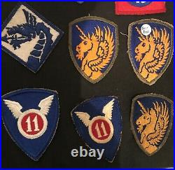 WW2 US Army Airborne/paratrooper Patch For Nebures Only