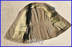 WW2 US Army CBI 4-Pocket Uniform Jacket with China Combat Training Command Patch