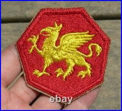 WW2 US Army Military 108th Airborne Infantry Division Patch