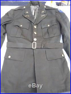 WW2 US Army Officer's Tunic Major USAREUR Size 39R Dated 1944