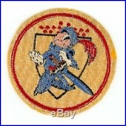 WW2 WWII US Army 275th Armored Field Artillery SSI patch (Disney designed) 4.5