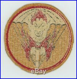 WW2 WWII US Army 462nd Parachute Field Artillery Battalion PFAB Jacket Patch