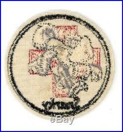 WW2 WWII US Army 664th Medical Clearing Co, 2nd Ambulance BN 134th Medical Reg