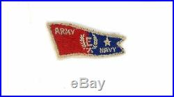 WW2 WWII US Home Front Army & Navy Efficiency Award patch