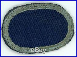 WW2 WWII US army oval for 193rd GIR and 194th GIR RARE Glider Infantry Regiment