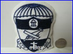 WWII/KW US Army 325th Parachute Glider Infantry Regiment Pocket Patch EF