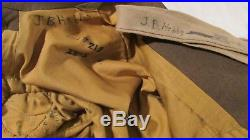 WWII US 8th 9th Army Air Force Uniform Grouping Ike Jacket Shirt Patch Photo Pin