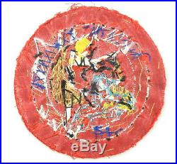 WWII US ARMY AIR FORCES 814 AVIATION ENGINEERS Patch MILITARY T70a8