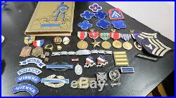 WWII US Army 88th Infantry Division Blue Devils Grouping 350th Infantry Regiment