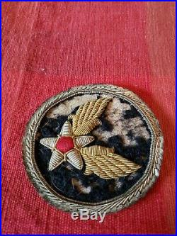 WWII US Army Air Corps 3 Inch Bullion Patch