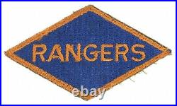 WWII US Army Rangers Shoulder Sleeve Insignia