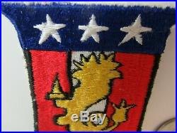 WWII US Army Ryukus Command FE, Patch