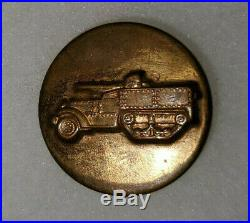 WWII US Army Tank Destroyer Identified Lot for 776th TD Regiment