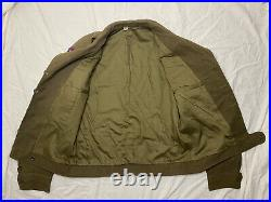 WWII US Army Uniform Staff Sergeant Stripes Insignia War AAF WW2 Theater Patches