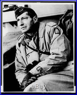 WWII U. S. 5th ARMY SHOULDER PATCH ITALIAN MADE WOOL & BULLION
