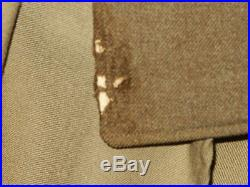 WWII VINTAGE US Army Air Corps Force USAAC 5th Bullion Enlisted Uniform