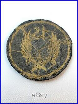 WWII WW2 US U. S. 15th AAF Theater Made Bullion Patch, Army Air Force, Corps, War