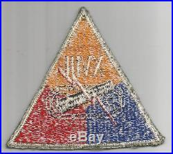 WW 2 US Army 18th XVIII Armored Corps Patch Inv# JR696