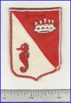WW 2 US Army 2833rd Combat Engineer Battalion Patch Inv# C334