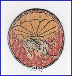 WW 2 US Army 460th Parachute Field Artillery Battalion Patch Inv# E992
