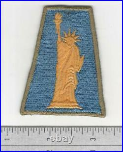 WW 2 US Army 77th Infantry Division OD Border Patch Inv# S447